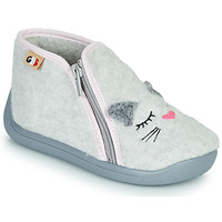 Chaussures Fille Chaussons GBB CORI Gris