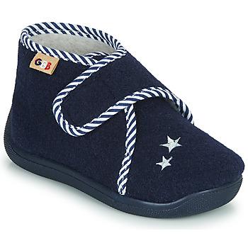 Chaussures Enfant Chaussons GBB KEELIO Bleu