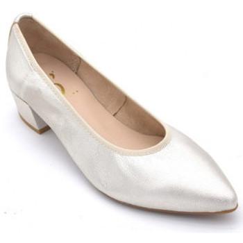 Chaussures Femme Ballerines / babies Folies 002@ Argenté