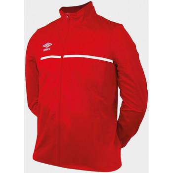 Vêtements Homme Vestes de survêtement Umbro Veste Teamwear Junior ROUGE