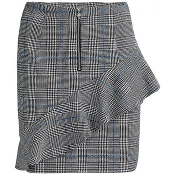 Vêtements Femme Jupes Guess Jupe W94D87 Tess Grise rft)
