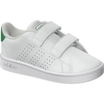 Chaussures Garçon Baskets basses adidas Originals ef0301 blanc