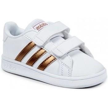 Chaussures Fille Baskets basses adidas Originals ef0116 blanc