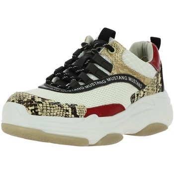 Chaussures Femme Baskets basses Mustang 1294-304 MULTICOLORE