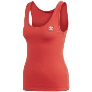 Vêtements Femme Débardeurs / T-shirts sans manche adidas Originals Tank Top Rouge