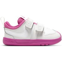 Chaussures Fille Baskets basses Nike Pico 5 Blanc,Rose