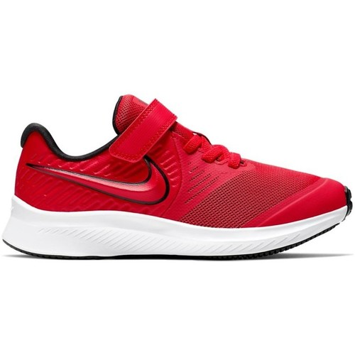 chaussure enfant rouge nike