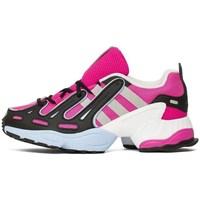 Chaussures Femme Baskets basses adidas Originals Eqt Gazelle W Noir, Rose