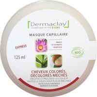 Beauté Femme Soins & Après-shampooing Dermaclay MASQUE CAPILLAIRE Cheveux Colorés