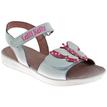 Chaussures Fille Sandales et Nu-pieds Lelli Kelly 7503 Sandales blanc