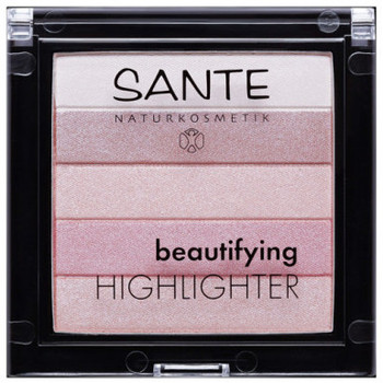 Beauté Femme Maquillage yeux Sante Naturkosmetik HIGHLIGHTER 02 Rose