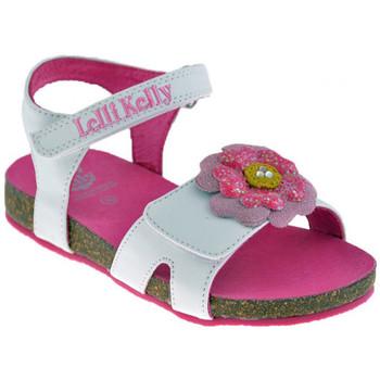 Chaussures Fille Sandales et Nu-pieds Lelli Kelly 4522Sandales blanc