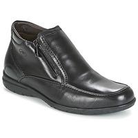 Chaussures Homme Boots Fluchos LUCA Noir
