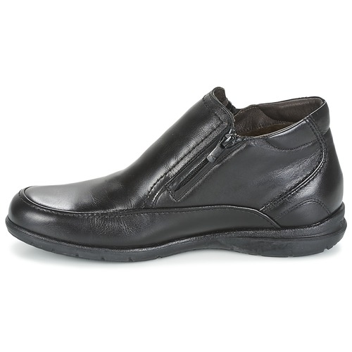 Homme Noir Fluchos Boots Luca vf7Yb6gy