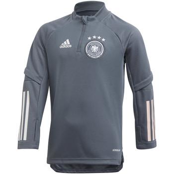 Vêtements Enfant Sweats adidas Originals Training Top Allemagne gris