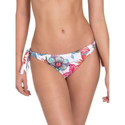 Vêtements Femme Maillots de bain séparables Lisca Bas maillot de bain à nouettes Jamaica Blanc
