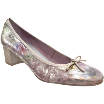 Chaussures Femme Escarpins Folies Teresa Beige rosé