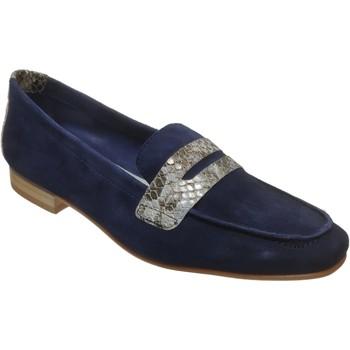 Chaussures Femme Mocassins Folies Emilie Marine