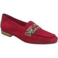 Chaussures Femme Mocassins Folies Emilie Rouge