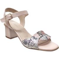Chaussures Femme Sandales et Nu-pieds Brenda Zaro F3650 Rose pâle