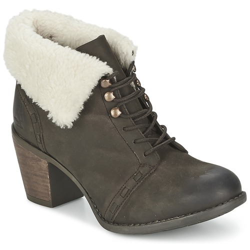 Bottines / Boots Hush puppies GOLDIE MOORLAND Marron 350x350