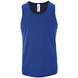 Vêtements Homme Débardeurs / T-shirts sans manche Sols SPORT TT MEN Azul