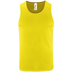 Vêtements Homme Débardeurs / T-shirts sans manche Sols SPORT TT MEN Amarillo