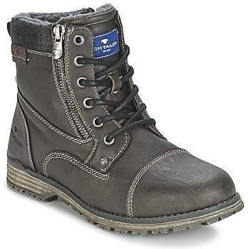 tom tailor crimi gris livraison gratuite avec chaussures boots enfant 47 96. Black Bedroom Furniture Sets. Home Design Ideas