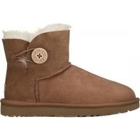 Chaussures Femme Bottes de neige UGG Bottes femme fourré Beige