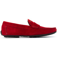 Chaussures Homme Mocassins Martinelli PACIFIC 1411 ROUGE