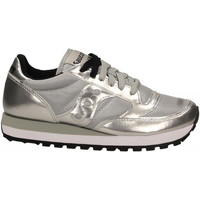 Chaussures Femme Baskets basses Saucony JAZZ O W METALLIC silver
