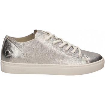 Chaussures Femme Baskets basses Crime London  25-silver