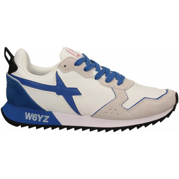 Chaussures Homme Baskets basses W6yz JET-M. bianco