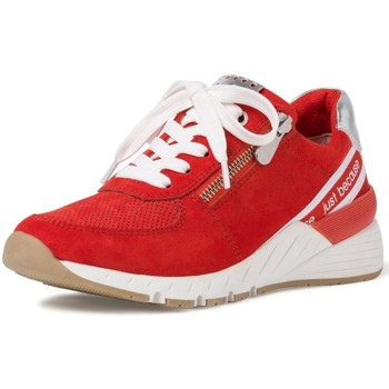 Chaussures Femme Baskets basses Marco Tozzi 23739 rouge