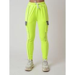 Vêtements Femme Pantalons de survêtement Project X Paris Jogging Jaune