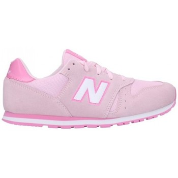 Chaussures Femme Baskets basses New Balance YC373SP Mujer Rosa rose