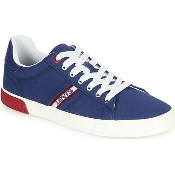 Chaussures Homme Baskets basses Levi's 227833 bleu
