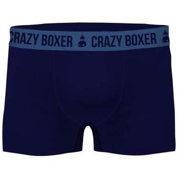 Sous-vêtements Homme Boxers Crazy Boxer BCBASS1 bleu