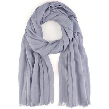 Accessoires textile Echarpes / Etoles / Foulards Allée Du Foulard Chèche Touch Gris