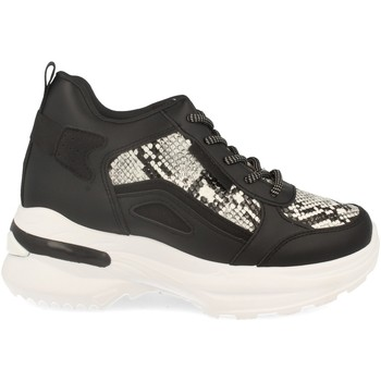 Chaussures Femme Baskets montantes Festissimo Y288-100 Negro