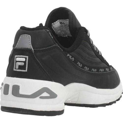 DSTR97  Fila  baskets basses  femme  noir