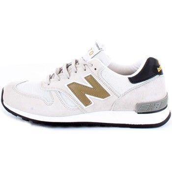 Chaussures Homme Baskets basses New Balance M670 Baskets homme Gris Gris