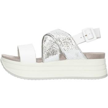 Chaussures Femme Sandales et Nu-pieds IgI&CO 51756 Blanc