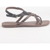 Chaussures Femme Sandales et Nu-pieds Chattawak Sandale  9-PATOU  CHOCO Marron