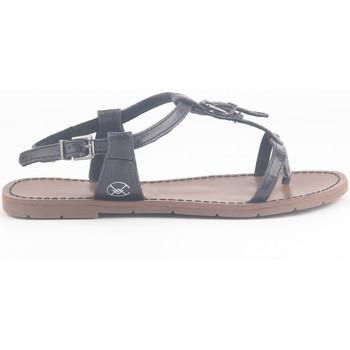 Chaussures Femme Sandales et Nu-pieds Chattawak Sandale 9-ZHOE Noir Noir