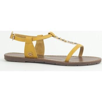 Chaussures Femme Sandales et Nu-pieds Chattawak Sandale 9-PETUNIA Jaune Jaune