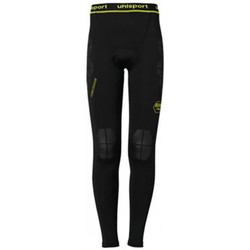 Vêtements Leggings Uhlsport Bionikframe Res Longtight Black-Fluor yellow