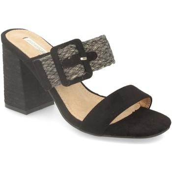 Chaussures Femme Sandales et Nu-pieds Buonarotti 1KA-0065 Negro