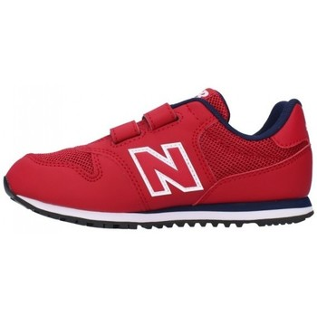 Chaussures Garçon Baskets basses New Balance YV500RR/IV500RR Niño Rojo rouge