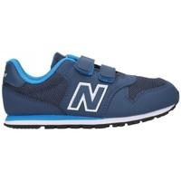 Chaussures Garçon Baskets basses New Balance YV500RB/IV500RB Niño Azul marino bleu